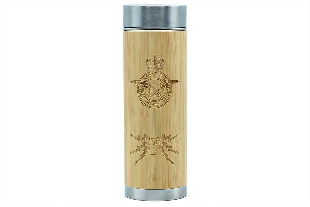 Fist and Sparks Charity Flask