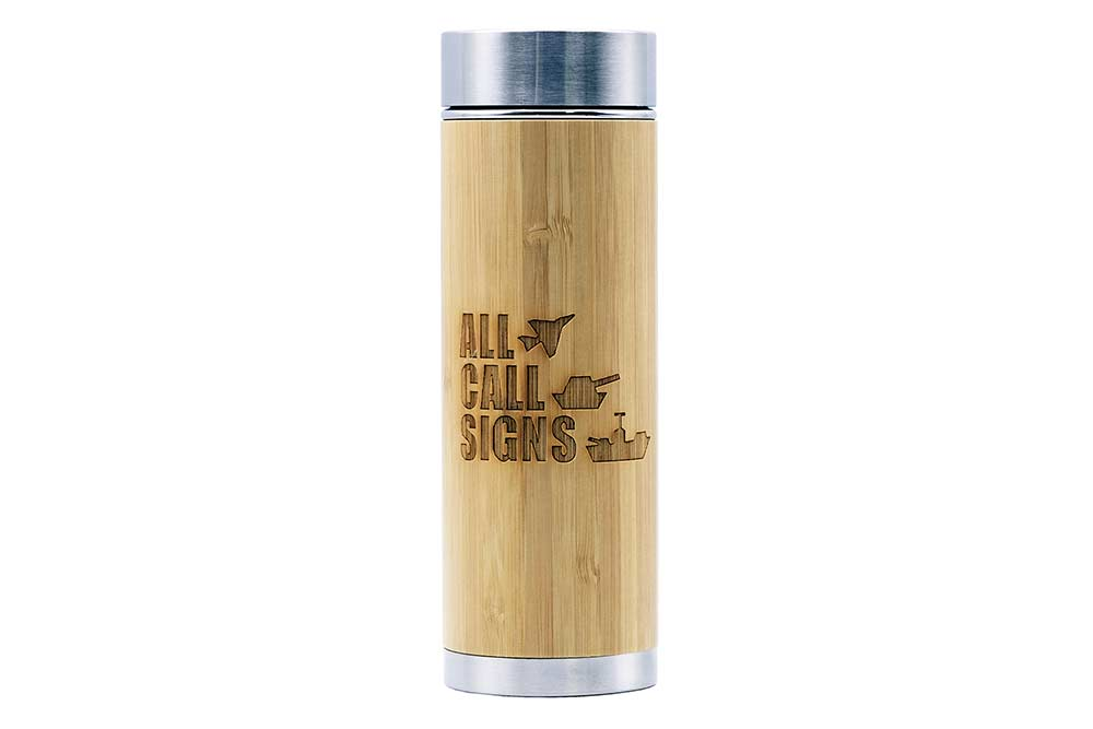 All Call Signs Vacuum Flask