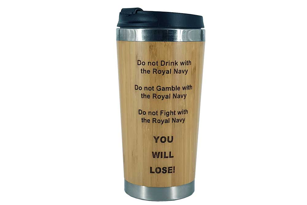 You Will Lose Travel Mug