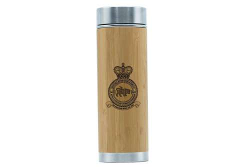 Highland Sqaudron flask - 2622 Royal Air Force Auxiliary Regiment