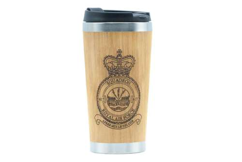 617 Sqn RAF travel mug