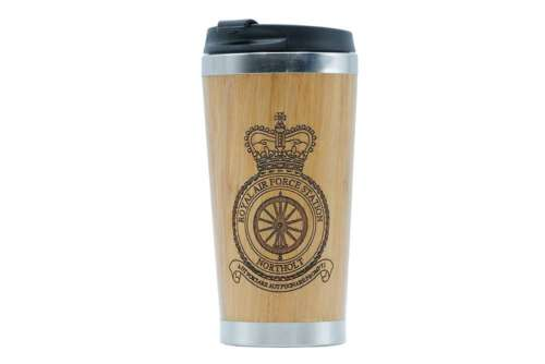 RAF Station Northolt travel mug