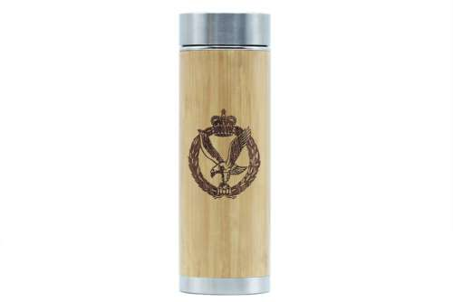 Army Air Corps thermos flask