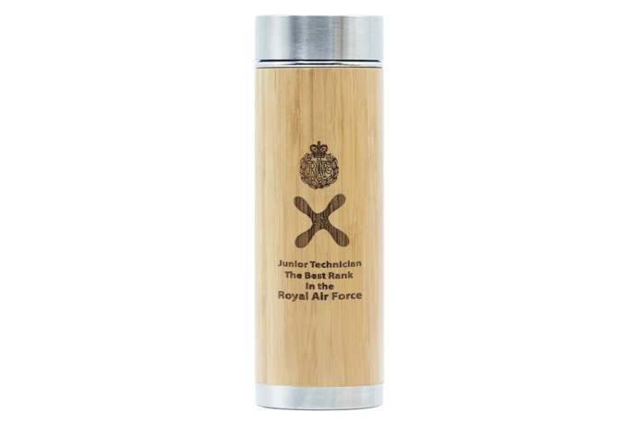 The Best Rank in the Royal Air Force - Flask