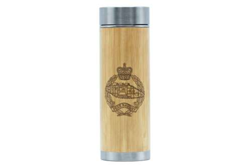 The Royal Tank Regiment thermos flask